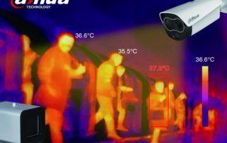 Camara térmica