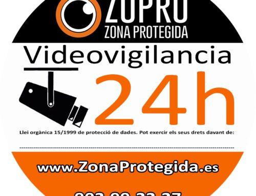 Videovigilancia y RGPD. ¿Puedo utilizarla en mi empresa?