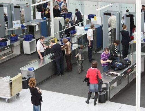 La seguridad en los aeropuertos