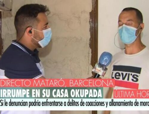 Manuel, el hombre que recuperó su casa al irse de vacaciones los okupas a Ibiza, puede ser acusado de allanar la morada